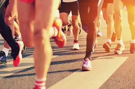 It may be helpful to view quitting smoking as a marathon rather than a sprint
